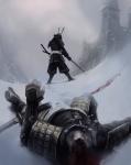 Scene 3 - Samurai